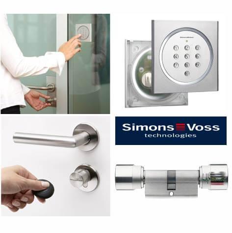 Simons_Voss-Elektroniczny Zamek