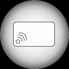 ikona-karta-zblizeniowa-Elektroniczny Zamek