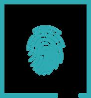ikona-linie-papilarne-Elektroniczny Zamek