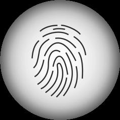 ikona-odcisk-palca-Elektroniczny Zamek