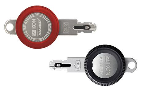 klucze-up-Elektroniczny Zamek