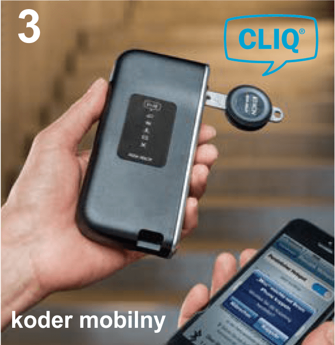 koder-mobilny-Elektroniczny Zamek