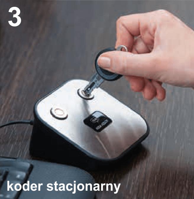 koder-stacjonarny-Elektroniczny Zamek